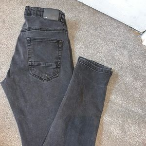 Boys Zara distressed jeans